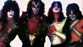KISS - Rocket Ride w/ lyrics