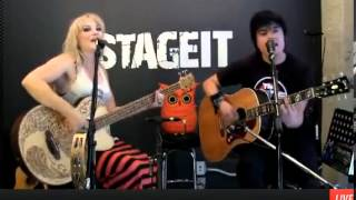 The Dollyrots   Live from Stageit HQ, Right Before Jarinus (15 August 2013)