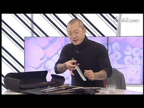 Hung Fai Chiu Chi nos habla de sus cuchillos