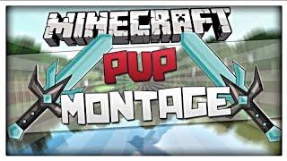 ✔MINECRAFT MONTAGE PVP ~ COMBO ÉPICO !!