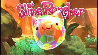 Cutest Slime Ever! Huge New Glass Desert Update! - Let's Play Slime Rancher Gameplay