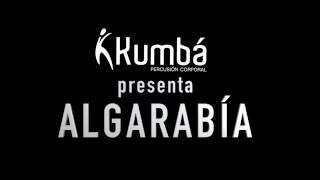 """Percusión corporal en espectáculo familiar """"Algarabía"""""""