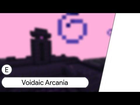Обзор мода Voidaic Arcania - Под бедроком
