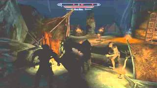 MOD НА SKYRIM LORD OF THE RINGS