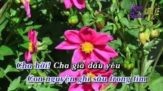 Karaoke - Tinh cha - Ngoc Son