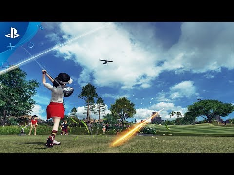 Everybody's Golf - New Courses, New Characters, New Name | E3 2017 thumbnail