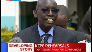 PS Belio Kipsang assures tight security plan for the Kenya National examinations