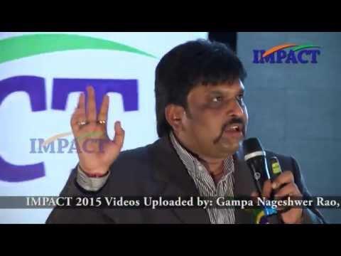 Thoughts|Naresh Babu | TELUGU IMPACT Vizag 2015