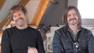 Slowdive interview - Neil Halstead and Simon Scott (part 1)