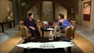 Conversando con Cristina Pacheco - Ángela Gurría