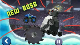 Penguin Boss How To Beat | Drive Ahead!