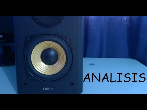 Parlantes Edifier R1000T4 - Análisis y opinión