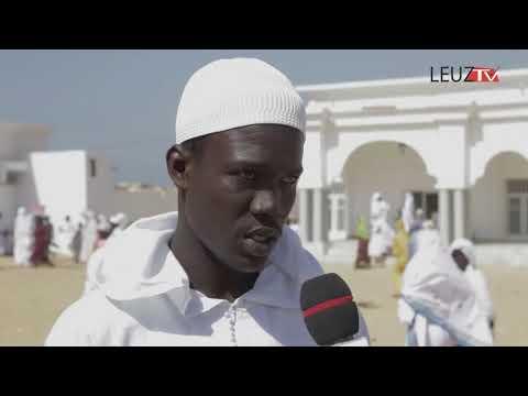 138éme appel des layénes :Un disciple de Baye Laye «La mer ne viendra jamais touché le ……