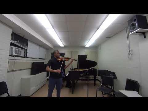 William Grant Still Suite for Violin and piano