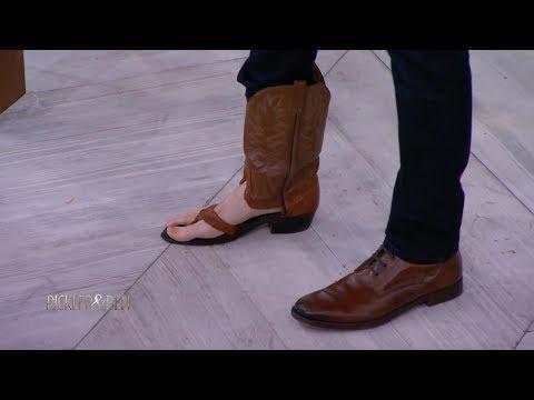 af0be6766d72 Latest Spring Fashion Trend  Redneck Boot Sandals - Pickler   Ben