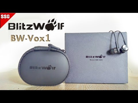 BlitzWolf BW-VOX1 Headphone Unboxing and Review in Hindi [Banggood.com]