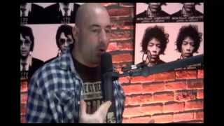 Joe Rogan talks tough with Brendan Schaub on The Fighter and The Kid podcast