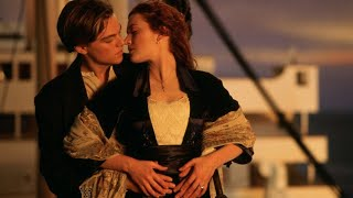 Jack And Rose First Kiss (Titanic 1997)