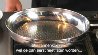 BK Koekenpannenset Silverline 2-Delig