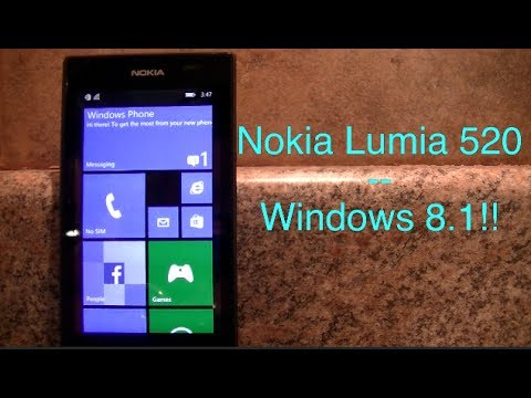 Nokia Lumia 520 Review! | One Year Later!
