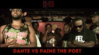 Dante vs Paine The Poet - Bring Ya Barz Battle League (Hosted by Norbes of URL)
