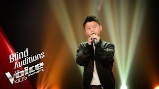กั๊ตกั๊ต - Stand by me - Blind Auditions - The Voice Kids Thailand - 13 May 2019