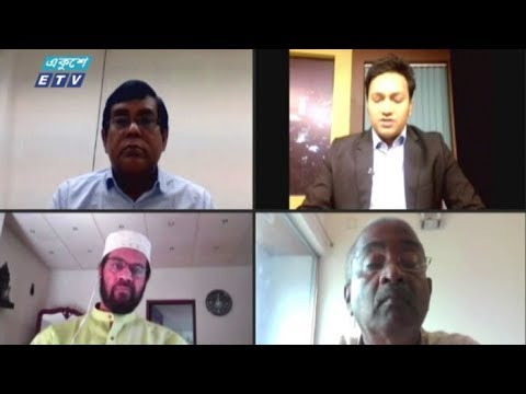 Ekusher Rat || বিষয়: করোনা সংক্রমণ; গণপরিবহন এবং অন্যান্য || 01 June 2020 || ETV Talk Show
