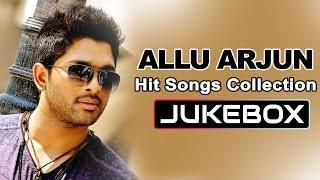 Allu Arjun Hit Songs Collection || Telugu Songs Jukebox