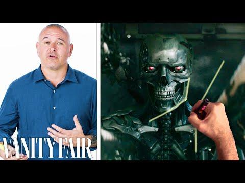 'Terminator: Dark Fate' Director Breaks Down a Car Chase | Vanity Fair