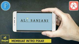 Cara Buat Intro PIXAR Di android | TUTORIAL KINEMASTER