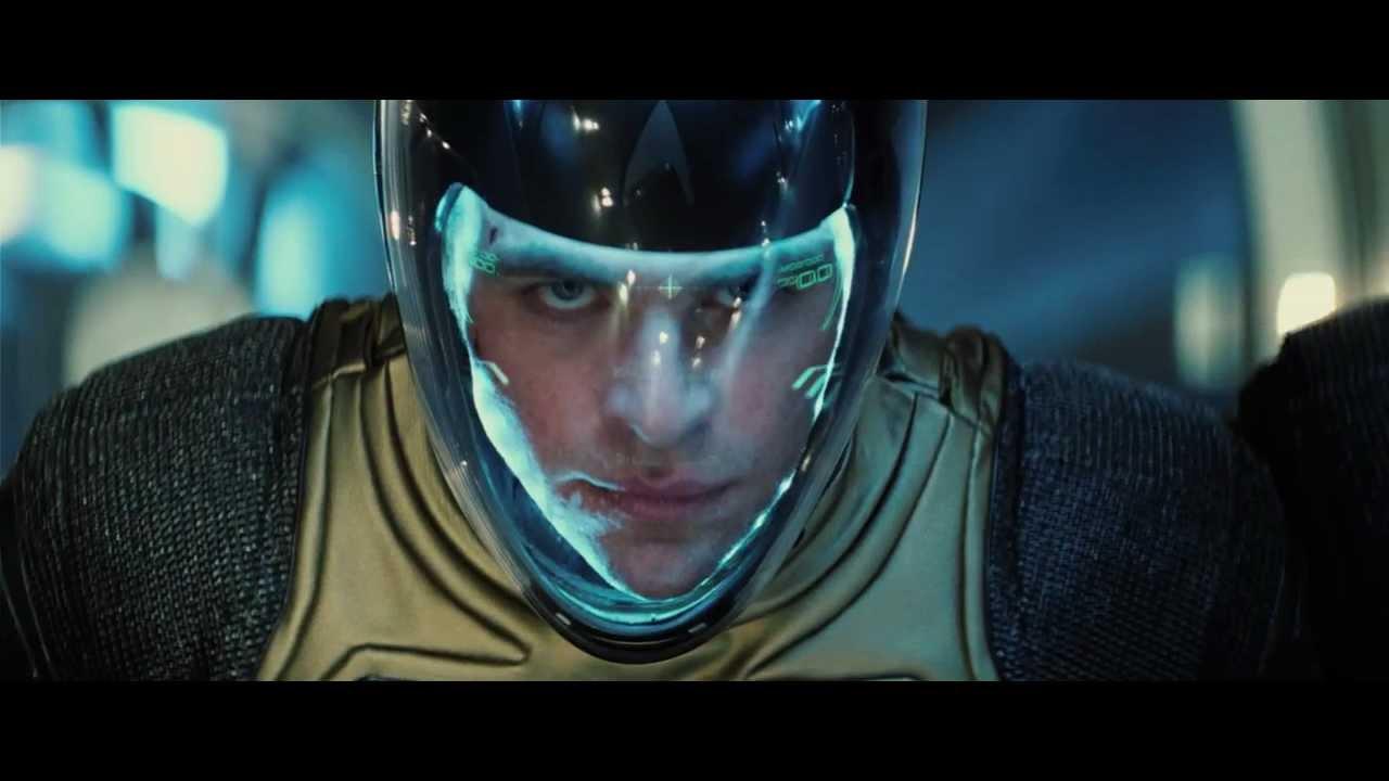The New Star Trek Into Darkness Trailer Kicks It Up To Warp Speed