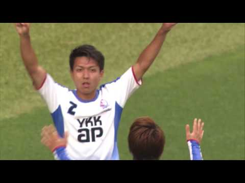 Gamba Osaka S23 Vs Kataller Toyama J3 League 2017 Round 18 Videos Playmakerstats Com