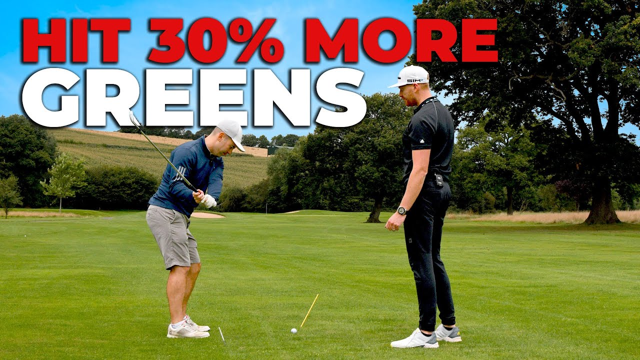 Simple Tips To HIT MORE GREENS With Your Irons🏌🏻♂️⛳️ | ME AND MY GOLF