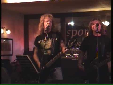 Cry Wolf live at The Star, South Harrow.