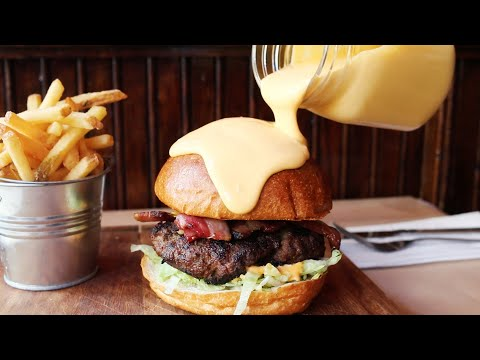 Irresistible Burgers From Around The World