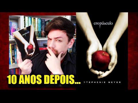 """RELENDO """"CREPÚSCULO"""" 10 ANOS DEPOIS"""