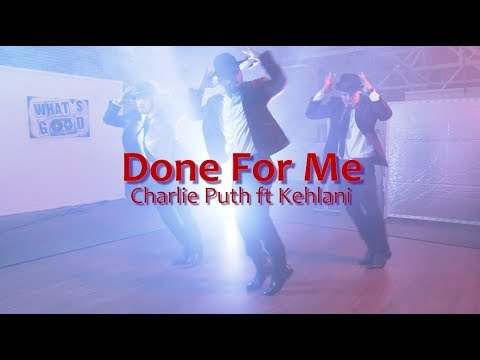 """""""DONE FOR ME"""" CHARLIE PUTH 
