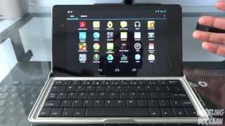 Minisuit Nexus 7 (2013) Bluetooth Keyboard Stand Case Review