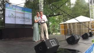 00205 Starptautiskā Jogas diena LU Botāniskajā dārzā Rigā 21.06.2016 Международный день йоги в Риге