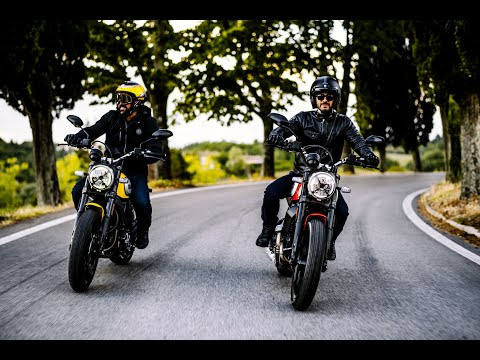 2019 Ducati Scrambler Icon in Medford, Massachusetts - Video 1