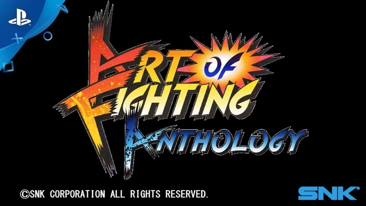 Art of Fighting Anthology Hits PS4 Tomorrow: The Origins of an SNK Classic