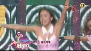 이효리컴백무대 천하무적이효리+U Go Girl