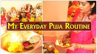 My Everyday Morning Puja Routine - Mangalam 100% Pure Camphor for Positive Start of the Day