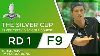 Silver Cup 2020 - FEATURE CARD - Round 1 Of 3, Front 9 - McCray, Locastro, Gurthie, Perkins