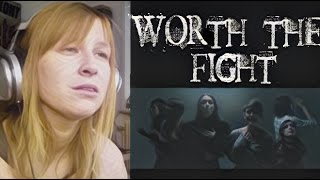 CIMORELLI - WORTH THE FIGHT (Official music video) | REACTION