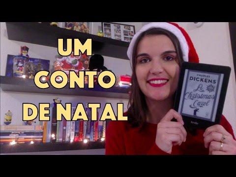 LIVRO: Um conto de Natal