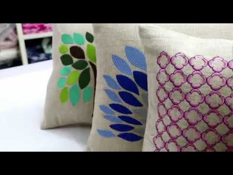 Embroidered Suzani Cushion Cover Wholesaler