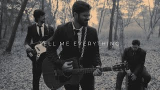 Tell Me Everything - AnC // Official Music Video  - anctheband
