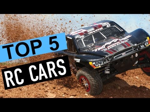BEST 5: RC Cars 2018