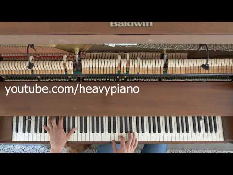 Elvis Presley - Can't Help Falling In Love piano cover